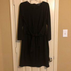 Black Eloquii Dress Size 18